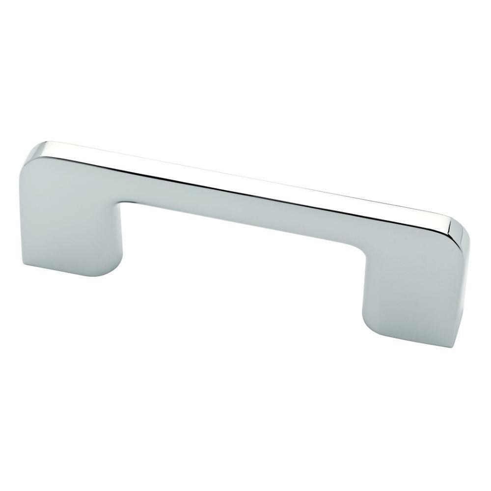 Modern Chrome Cabinet Pulls Liberty P34945 Pc 3