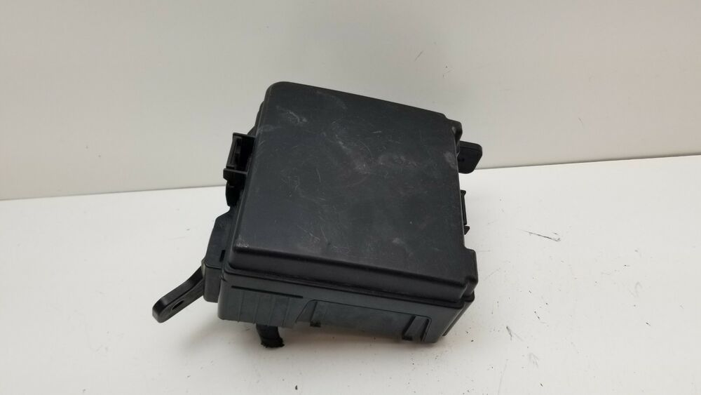 2011 KIA FORTE FACTORY FUSE BOX MODULE RELAY PANEL UNDER HOOD OEM