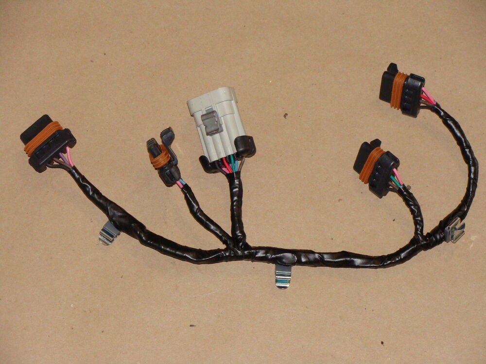 99-04 LS1 LS6 Camaro Corvette Trans Am Ignition Coil Wiring Harness