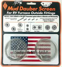 RV Suburban/DuoTherm Furnace Screen for Mud Dauber/Wasp ...