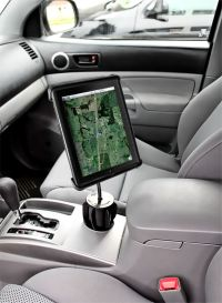 RAM Tab-Tite Flex Arm Car Cup Holder Mount for Apple New ...