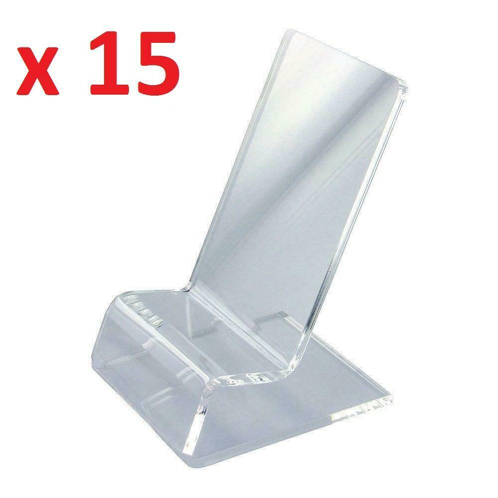 15 X Clear Acrylic Stand Mount Holder For Cell Phones