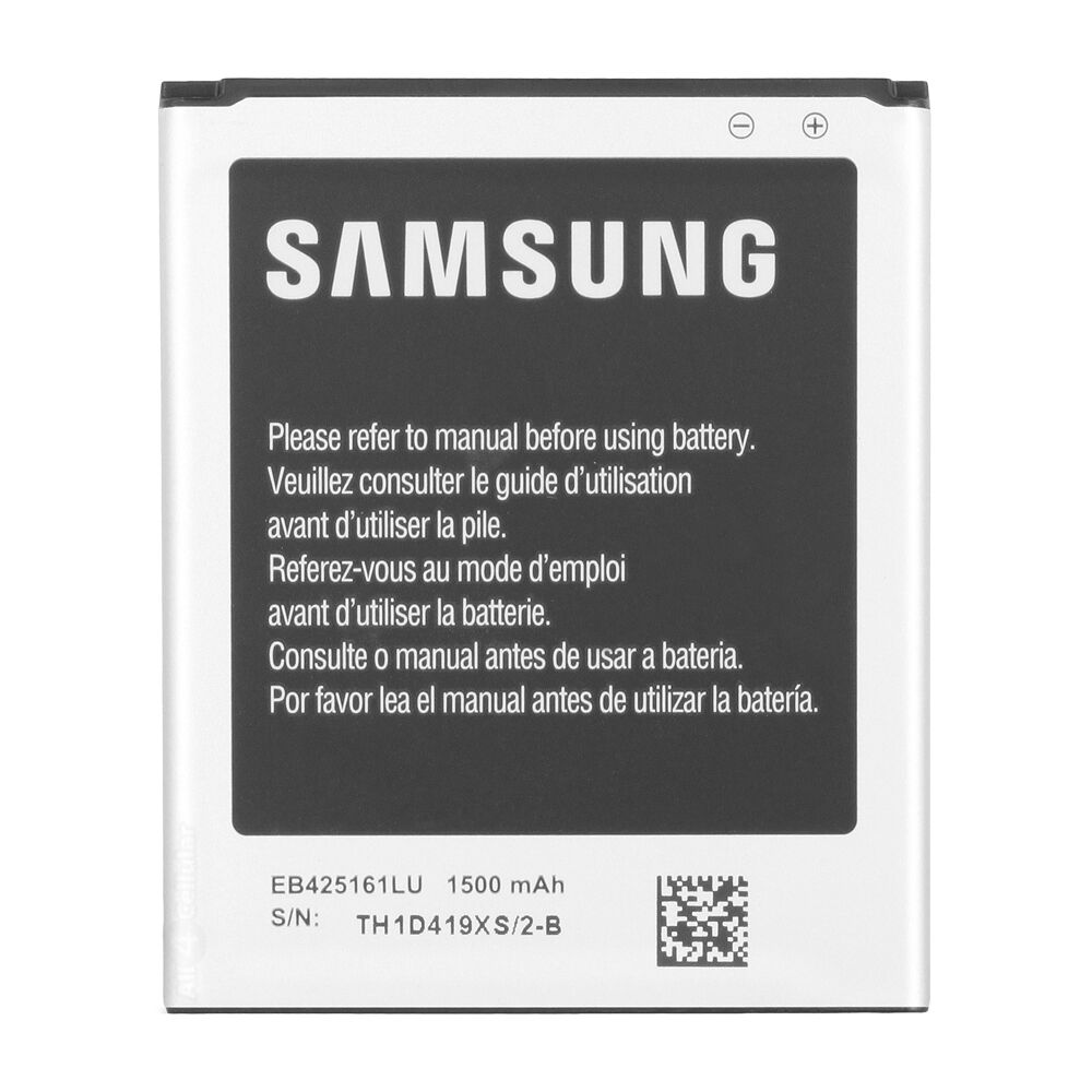 Akku Galaxy 100 Genuine Samsung Galaxy S3 Mini I8190 Battery Akku Eb425161lu 8800216265673 Ebay