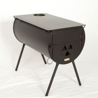 NEW! Yukon Cylinder Wood Stove for Wall Tent. Made in the ...