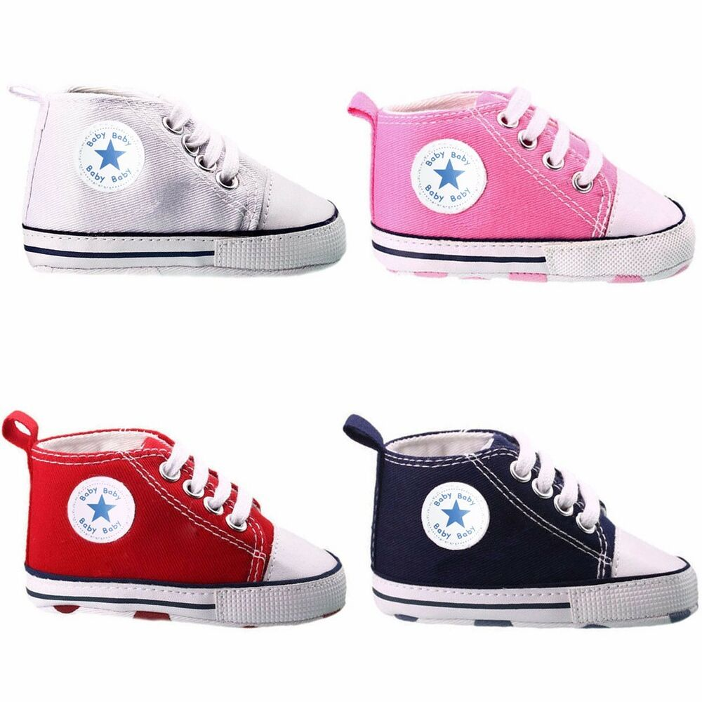 Infant Sneakers Toddler Baby Boy Girl Soft Sole Crib Shoes Infant Sneakers 18 Months Cute Gift Ebay