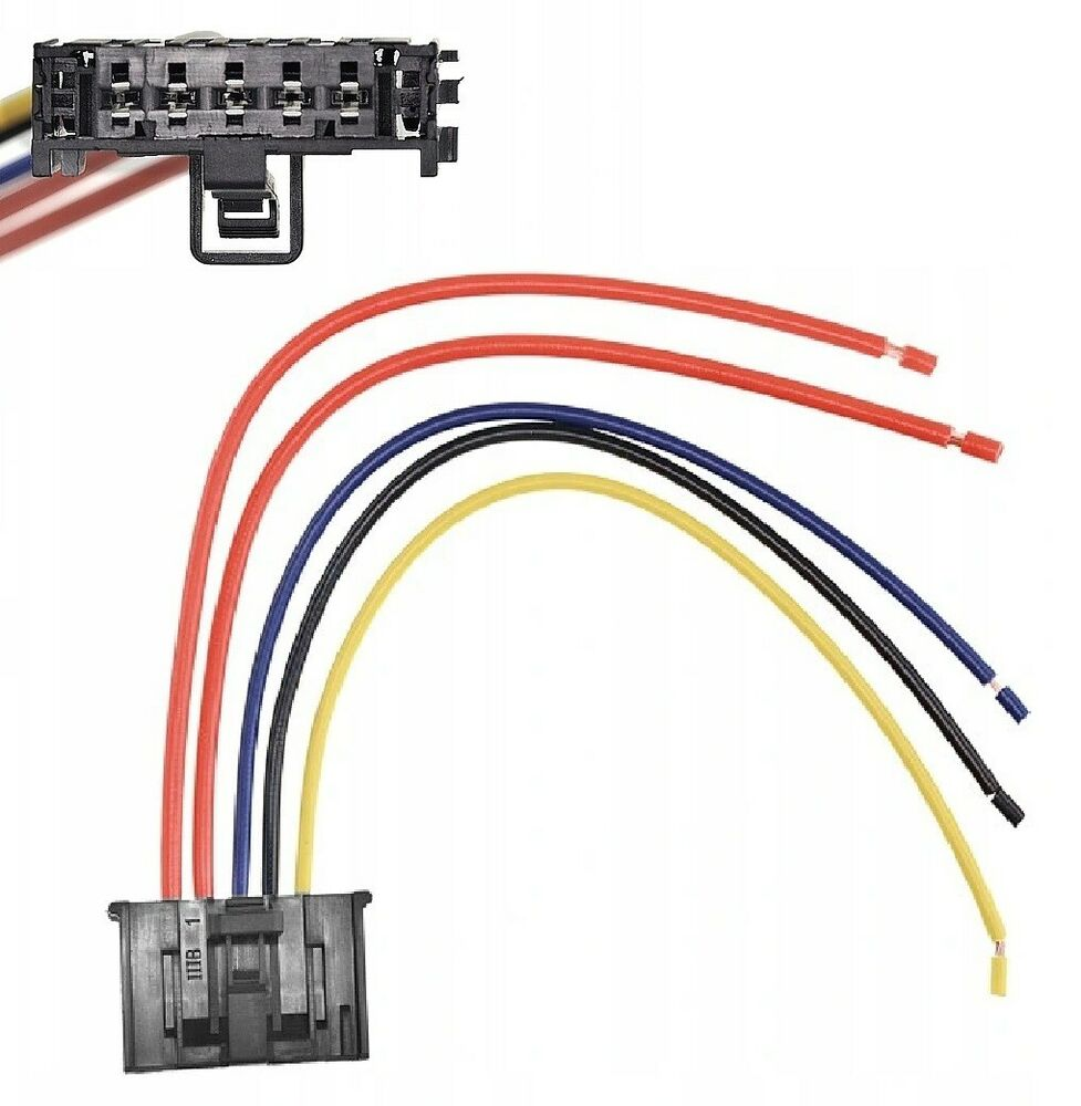 heater blower motor resistor relay and more