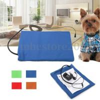 Pet Bed Warmer Dog Cat Electric Heating Pad Heated ...