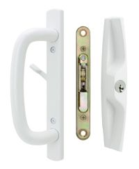Vernanda Sliding Glass / Patio Door Handle Pull Set ...
