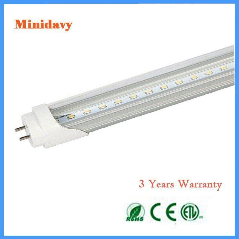 4FT 18W Single-End Power T8 Fluorescent Replacement LED Tube Light