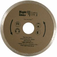 3 Ceramic Tile Cutting Disc Blades 115mm. For Wet Tile ...