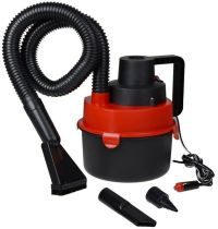 Portable 12V Wet & Dry Canister Car Vacuum Cleaner Hose ...