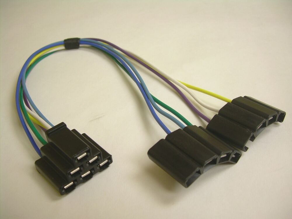 1965 lemans wiring harness