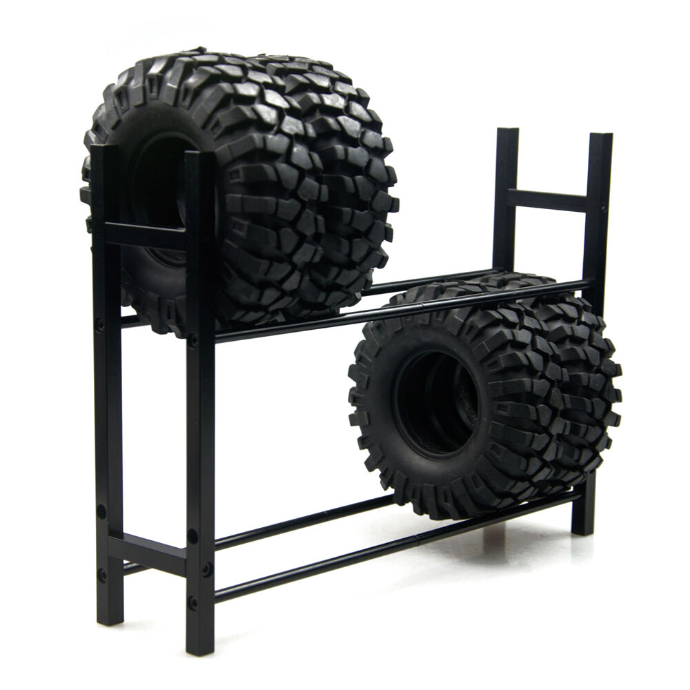 Rc Car Tire Rack Wheel Rack For 1 10 Wheel Rims Tire Rc4wd