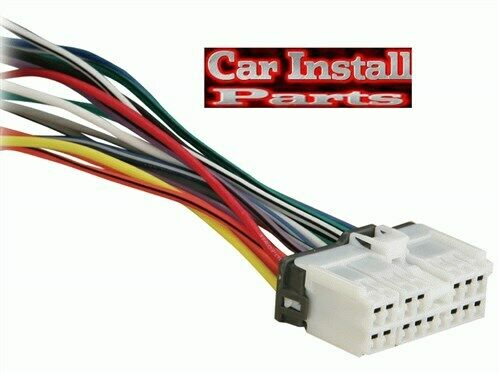 Factory OEM STOCK  Premium Radio WIRE HARNESS PLUG for Select