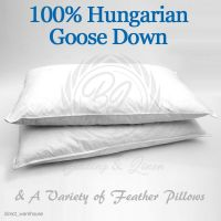 Duck And Feather Down Pillows. What Is A Down Pillow With ...