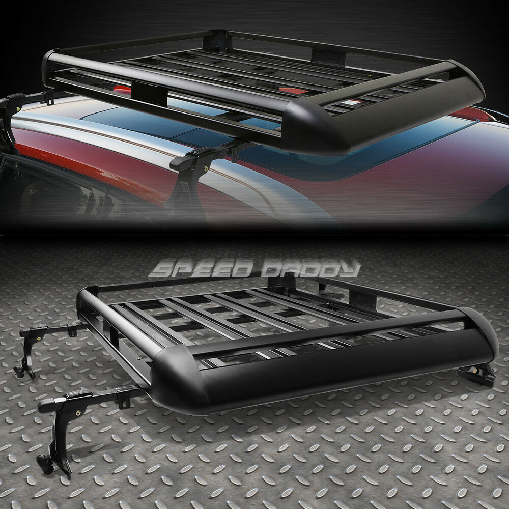 50quotx 38quotaluminum Roof Rack Suv Top Cargo Luggage Carrier