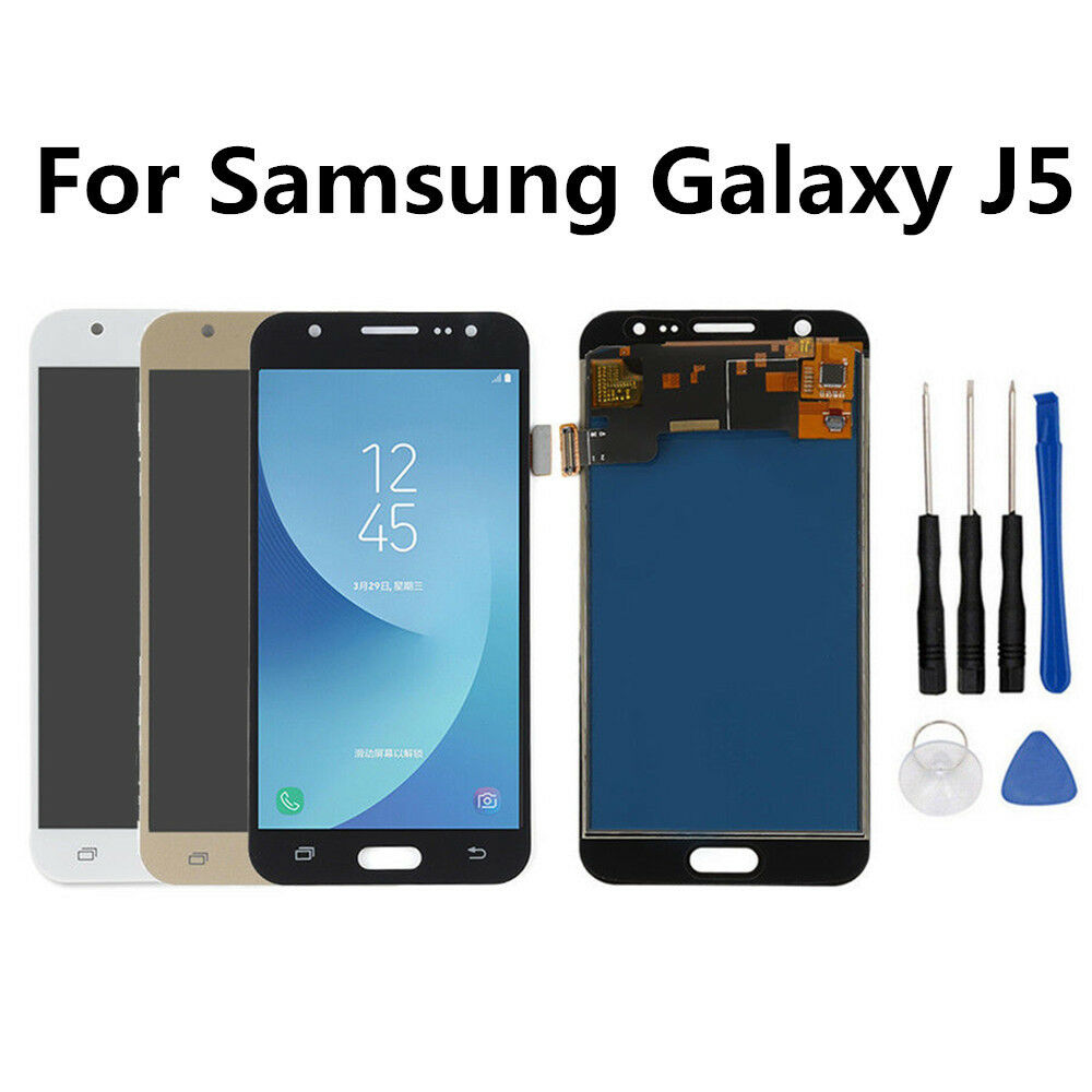 Samsung Galaxy J5 2015 For Samsung Galaxy J5 2015 J500 Lcd Display Screen Touch Digitizer Replacement Ebay
