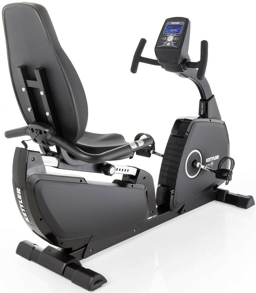 Kettler Fitness New Kettler Giro R 7629 100 Stationary Recumbent Cycle Exercise Fitness Bike Ebay
