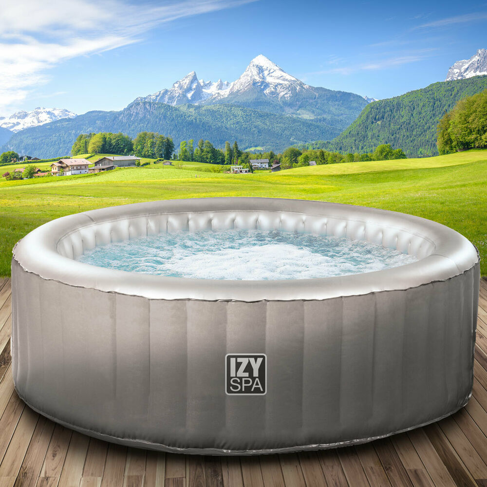 Aufblasbarer Pool Heizung Whirlpool Izy Spa In Outdoor Pool Wellness Heizung Massage