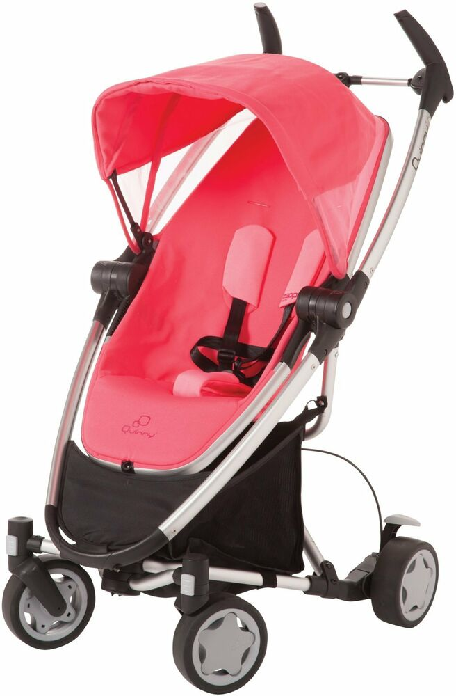 Baby Car Seat And Stroller For Sale Quinny Zapp Xtra Folding Seat Stroller Pink Precious Brand
