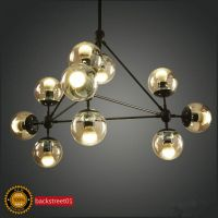 Modern MODO LED Pendant Lamp Suspension Chandelier Ceiling ...