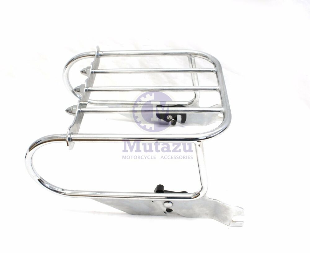 Solo Detachable Luggage Rack 1997 2002 For Heritage