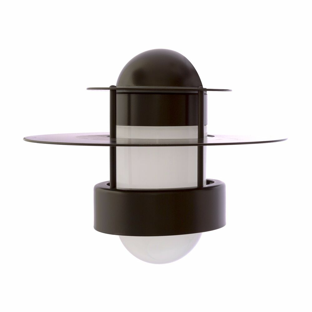 Louis Poulsen Orbiter Pendant Light Fixture Dark Brown - Louise Poulsen
