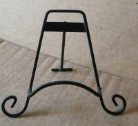 Metal Easel plate stand decorative plates display 6-8 in ...