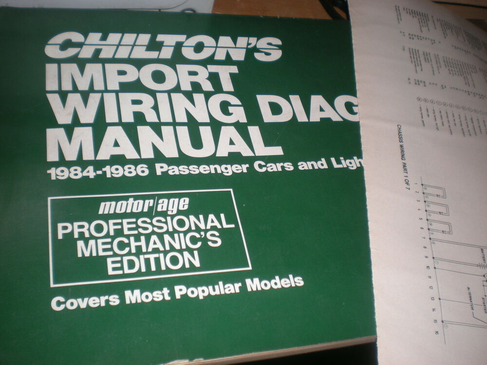 1984 VOLKSWAGEN VW RABBIT SCIROCCO QUANTUM WIRING DIAGRAMS MANUAL