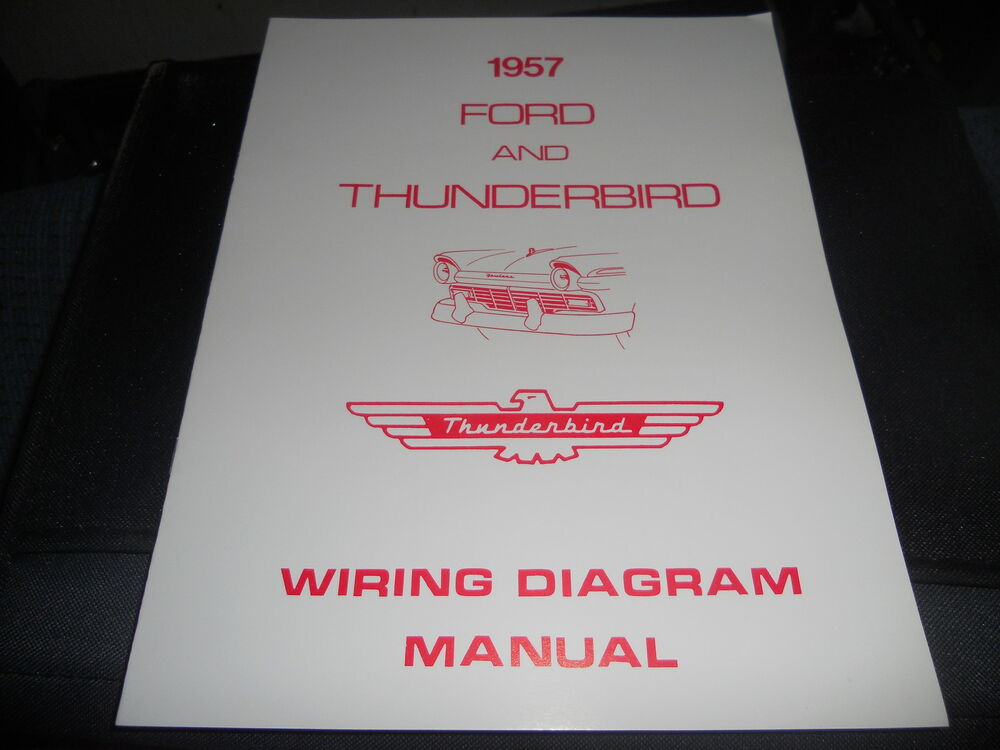 1957 Ford Ranch Wagon Wiring Diagram Electronic Schematics collections
