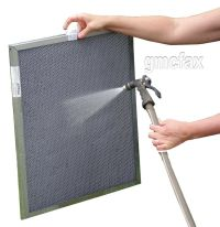 20x25x1 Electrostatic Furnace A/C Air Filter - Washable ...
