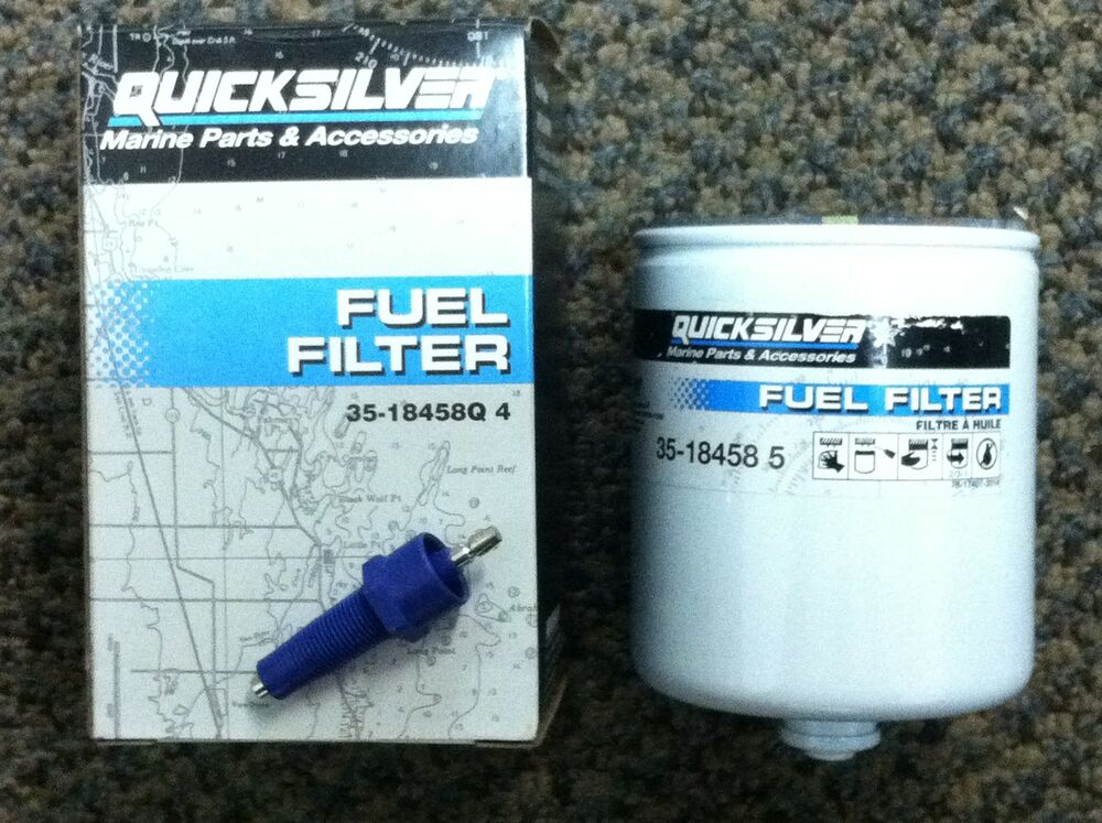mercury 225 efi fuel filter