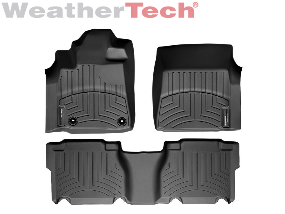 weathertech floor mats for trucks ebay