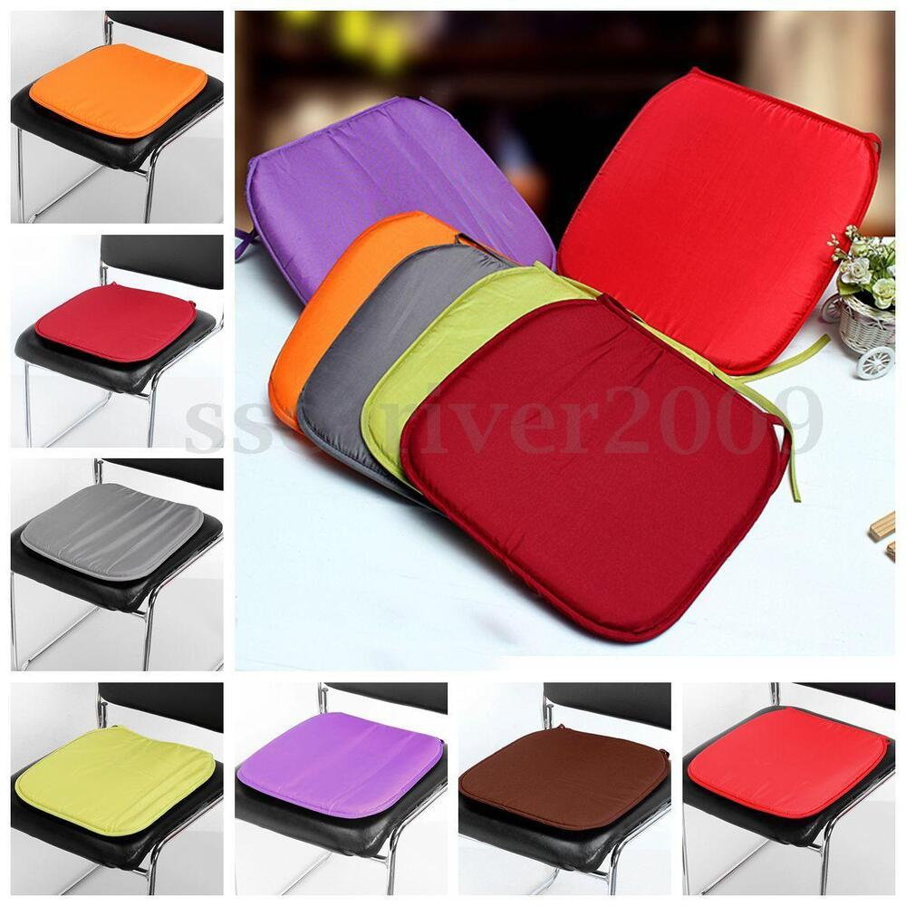 Cushion Seat Pads Chair Dining Garden Patio Office Chair