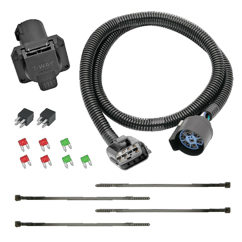 ford tow package wiring harness