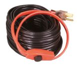Heat Inc Ahb Water Pipe Freeze Protection Cables Ft Heat Tape