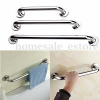 Stainless Steel Safety Bathroom Shower Tub Handgrip Grab ...