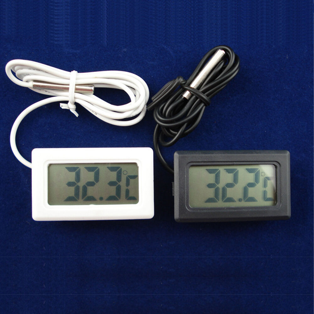 Küchen Thermometer Test Digital Lcd Temperature Test Sensor Fridge Freezer