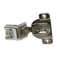 BLUM 39C CABINET HINGES 1-1/2 INCH OVERLAY SCREW-ON SELF ...