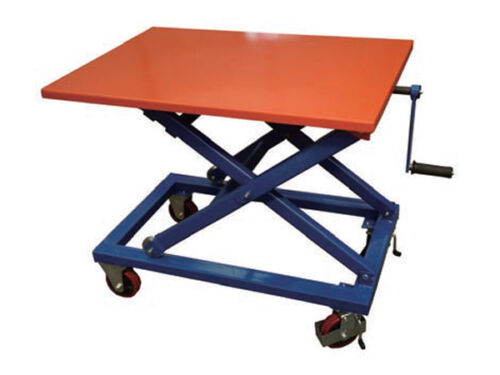 Kurbeltisch Scissor Lift Table
