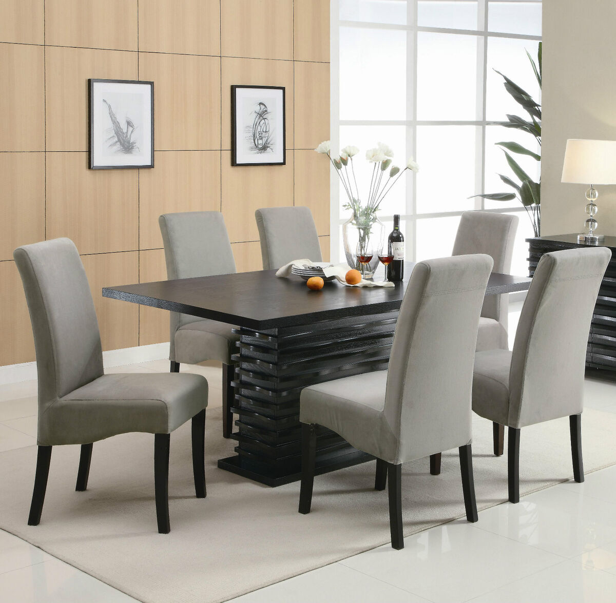 Designer Dining Table And Chairs Dining Table Furniture Contemporary Dining Table Chairs