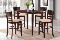 Counter Height Wood Kitchen Tables - Types Of Wood
