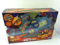 Dinosaur King Deluxe Dino Holder Card Swiper 3 Exclusive ...