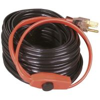 Heat 130 30 Foot Water Pipe Freeze Protection Heating
