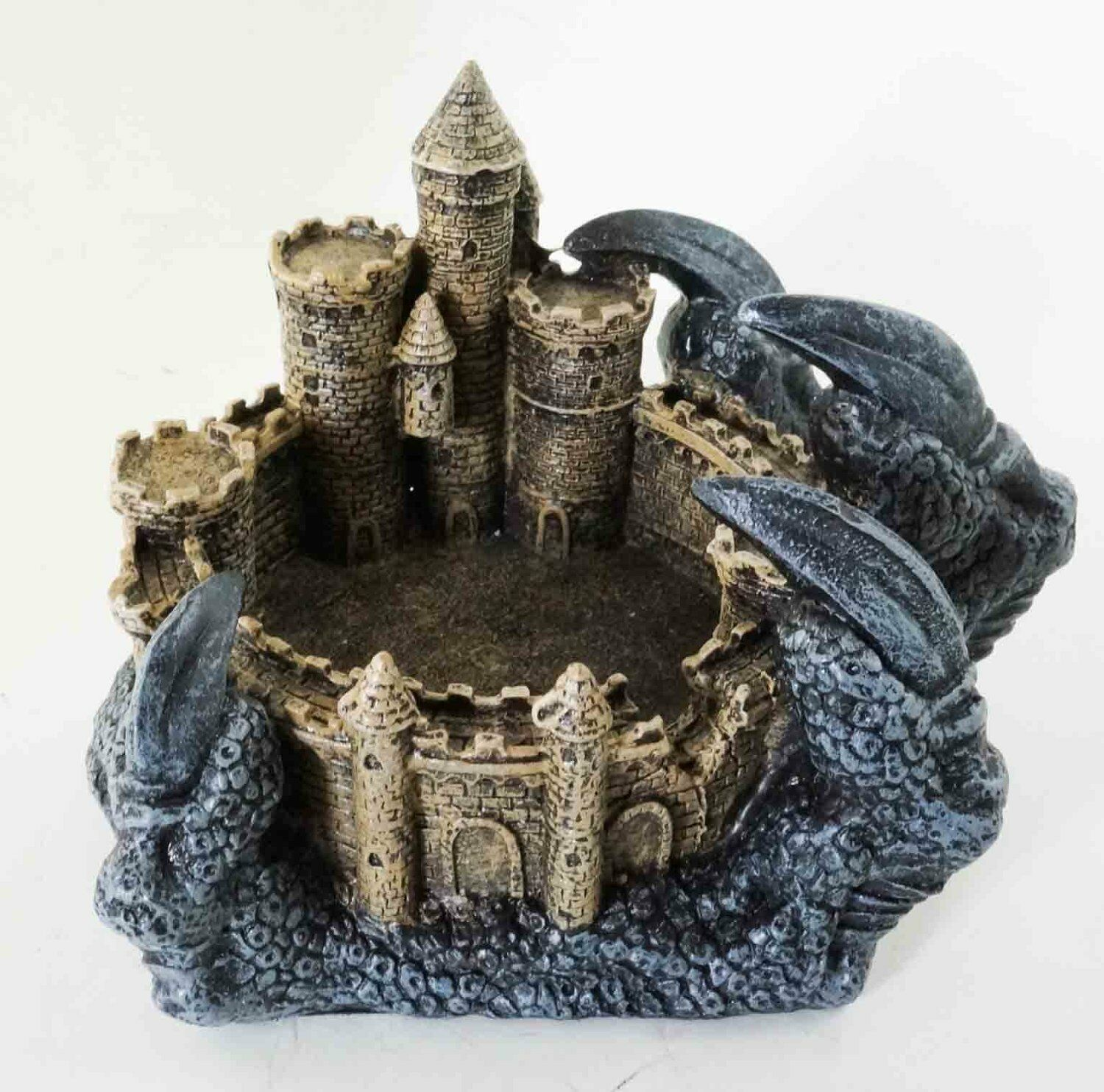 Giant Dragon Statue Quotmedieval Decor Cigarette Ashtray Castle On Giant Quot
