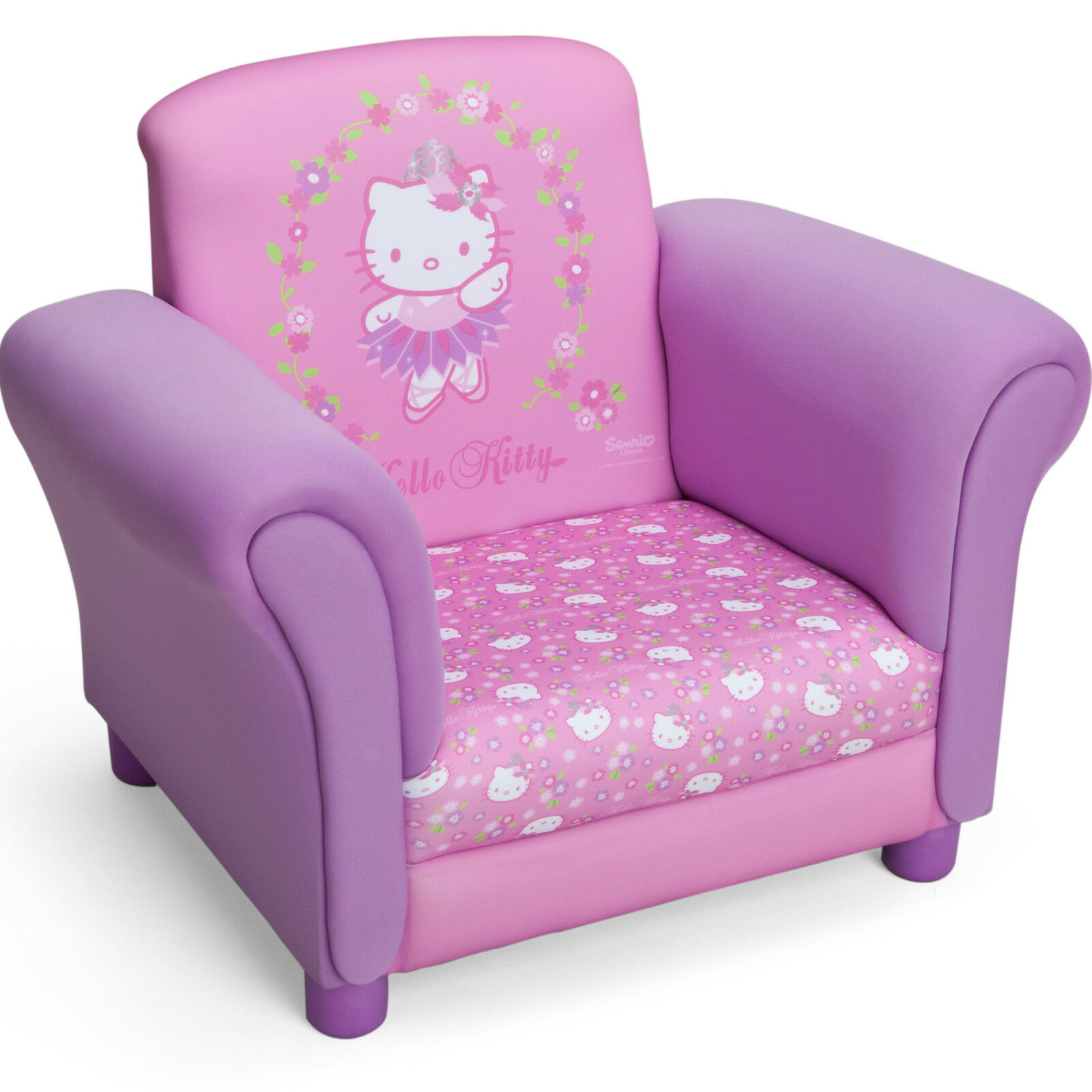 Hello Kitty Sessel Sofa Hello Kitty Mi Primer Carrito