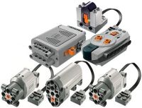 Lego Power Functions SET 5 (technic,motor,receiver,remote ...