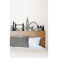 London Calling Removable Wall Decals Sticker Wall Pops
