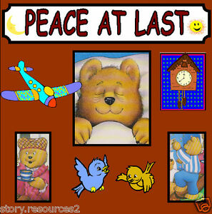PEACE AT LAST letters & sounds phase 1 EYFS Teaching ...