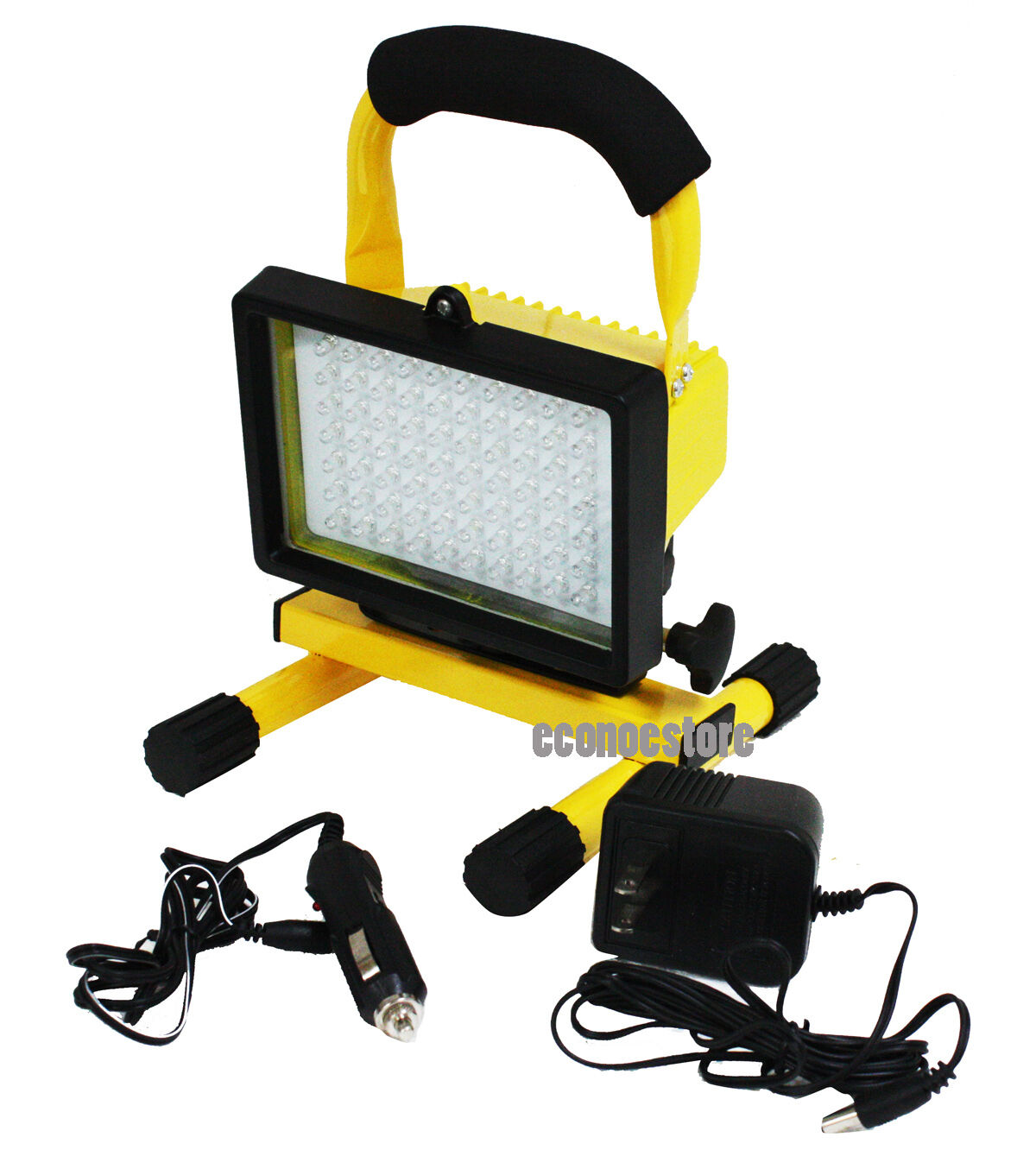 Portable Lights Super Bright 70 Led Rechargeable Cordless Worklight